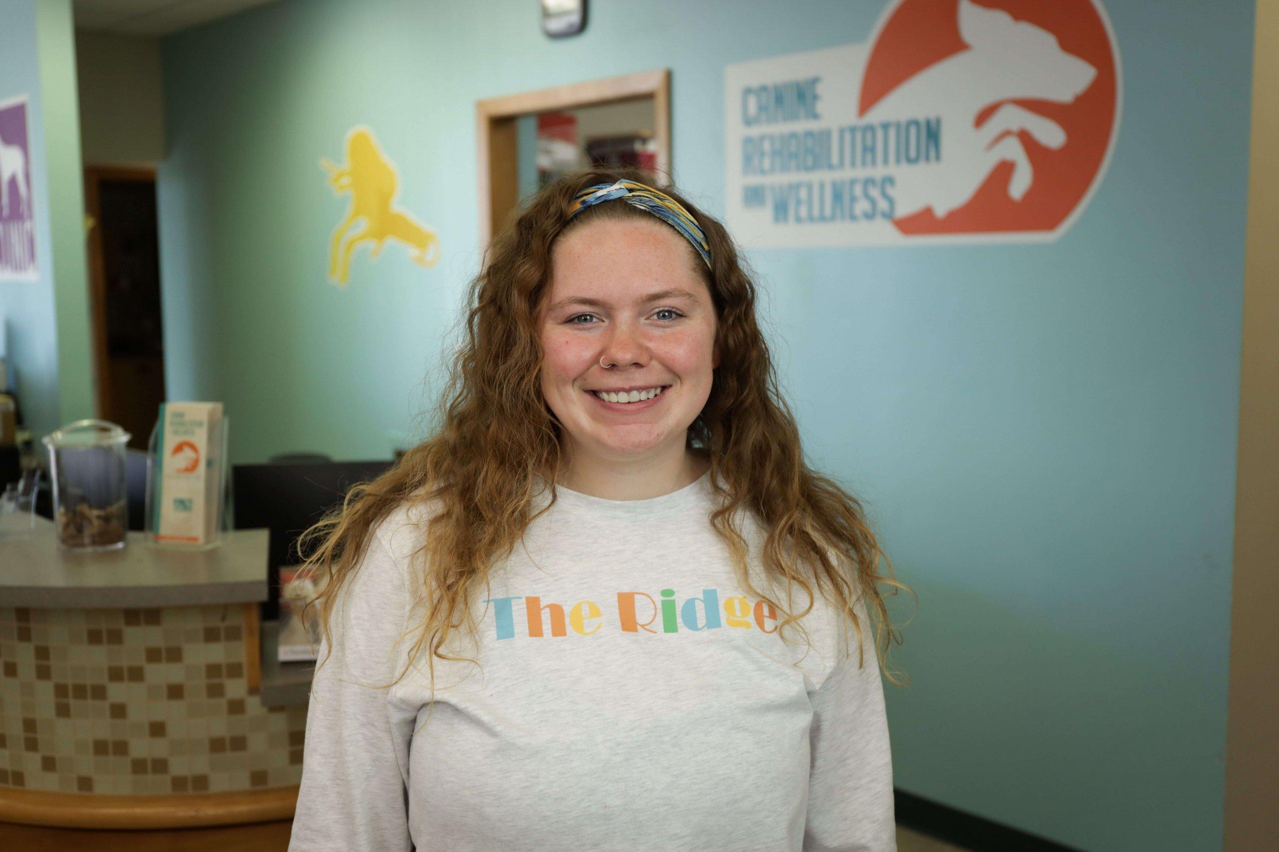 Amanda, Veterinary Assistant