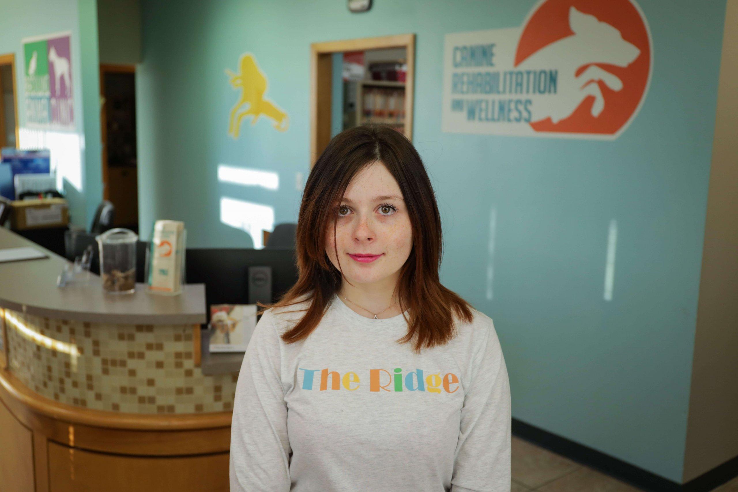 Sarah P., Client Care Specialist