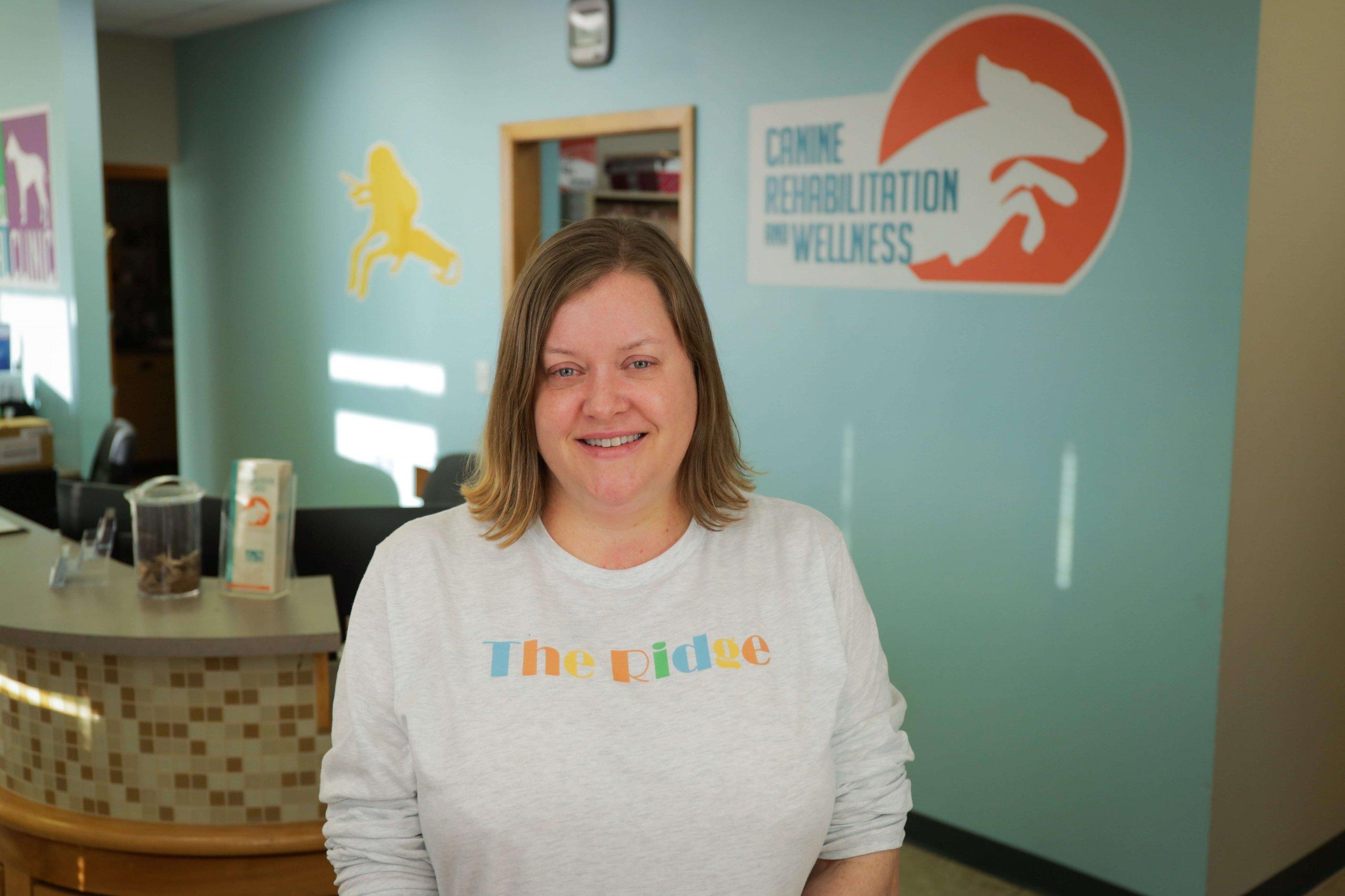 Sarah W., Licensed Veterinary Technician